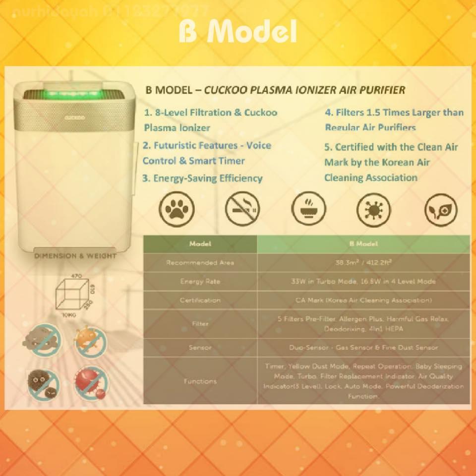 B Model