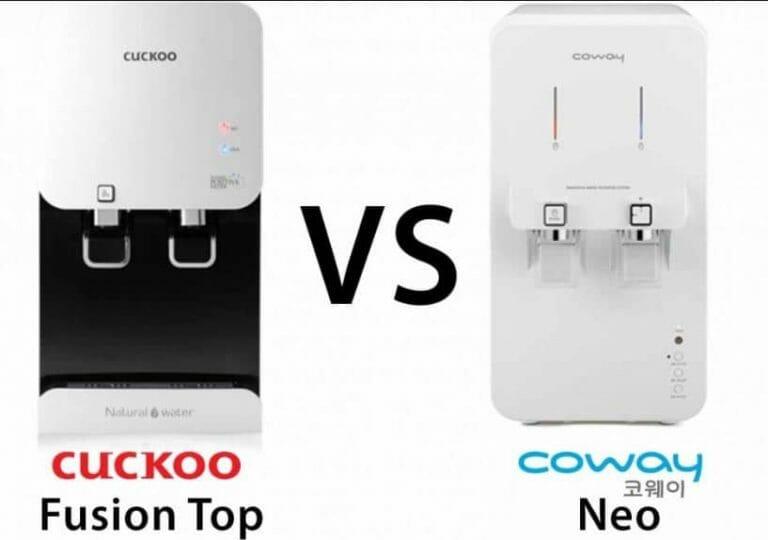 CUCKOO VS COWAY: 14 Perbezaan Ketara Penapis Air Cuckoo dan Coway