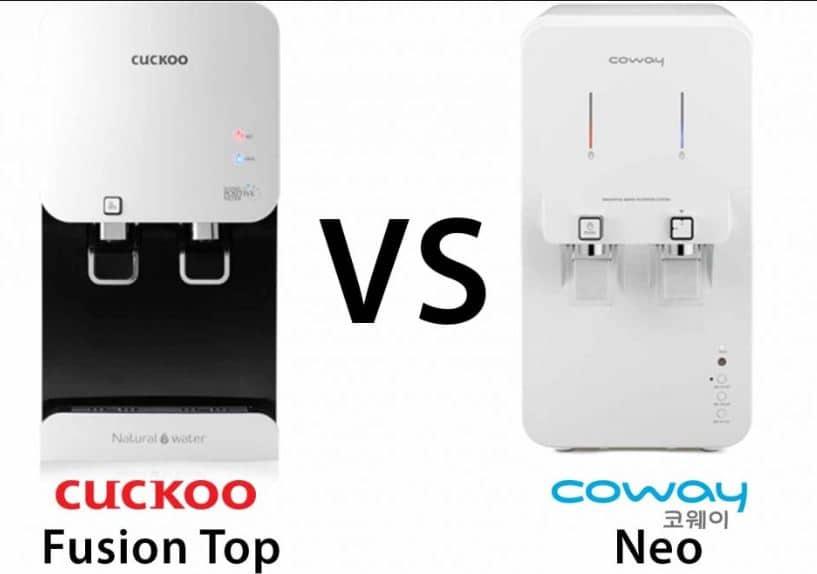 Cuckoo vs Coway