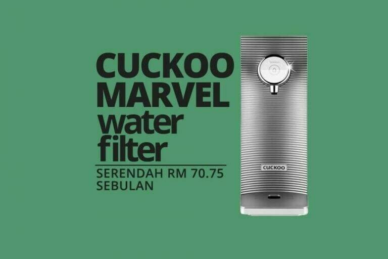 Harga Penapis Air Di Malaysia